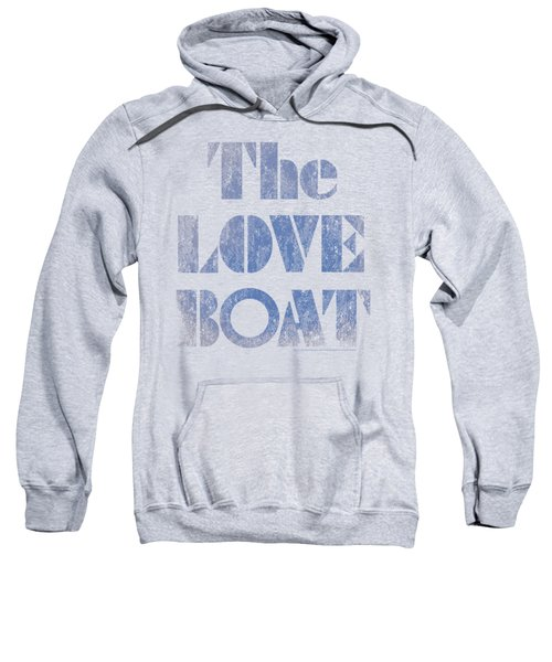 Love Boat - Distressed Sweatshirt