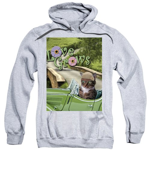 Love Grows Sweatshirt