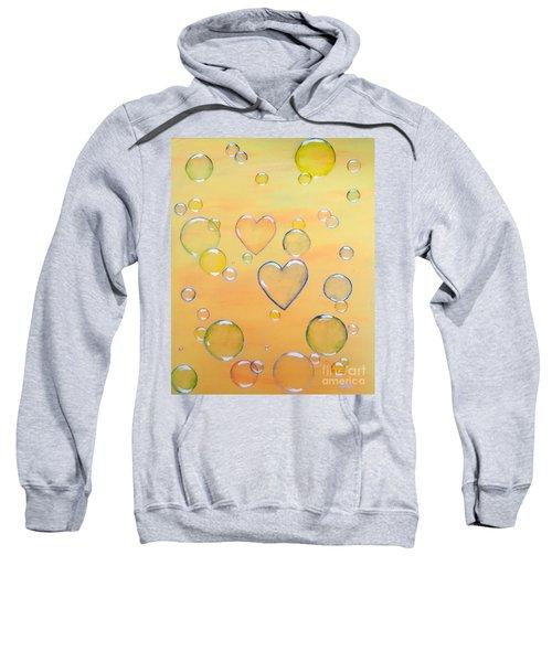 Love Is In The Air Sweatshirt