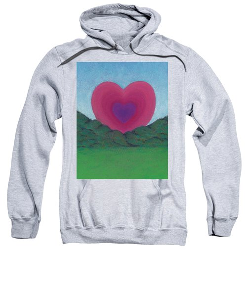 Love Rising Sweatshirt