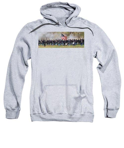 Lovely Flag Sweatshirt