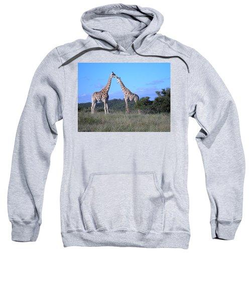 Lovers On Safari Sweatshirt