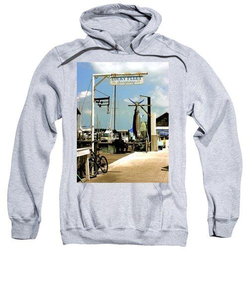 Lucky Fleet Key West  Sweatshirt