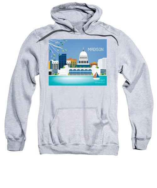 Madison Sweatshirt by Karen Young