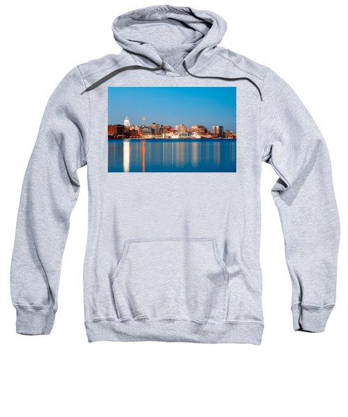 Madison Skyline Sweatshirt