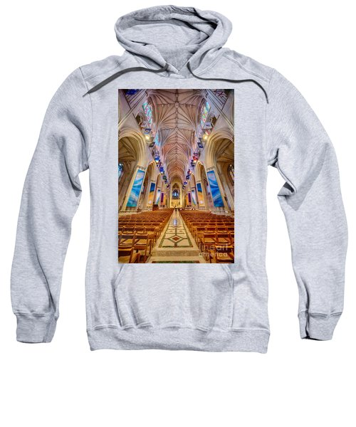 Magnificent Cathedral II Sweatshirt