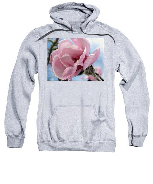 Magnolia In Spring Sweatshirt