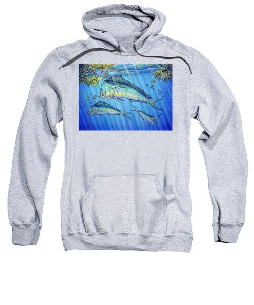 Mahi Mahi In Sargassum Sweatshirt