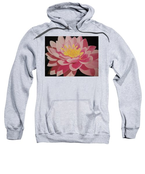 Mama's Lovely Lotus Sweatshirt
