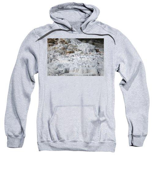 Mammoth Hotsprings 3 Sweatshirt