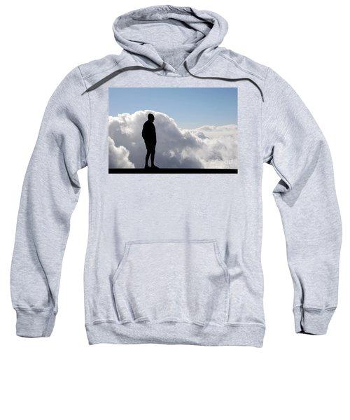 Man In The Clouds Sweatshirt