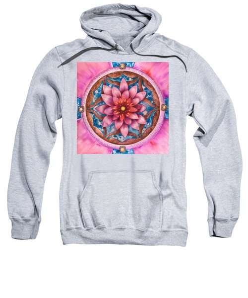 Mandala Of Health Sweatshirt