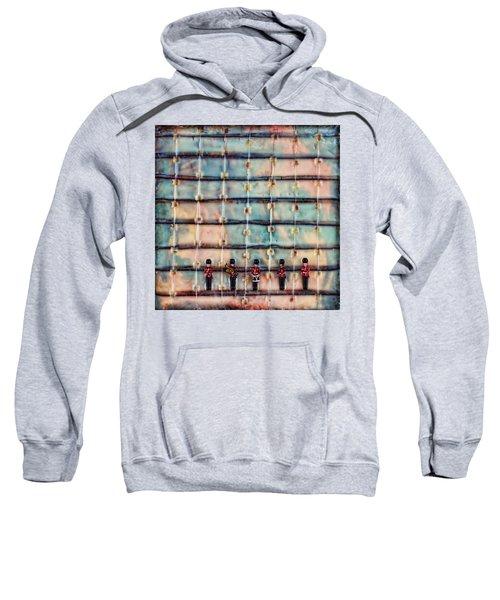 Marching Band Encaustic Sweatshirt