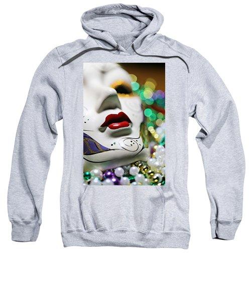 Mardi Gras II Sweatshirt