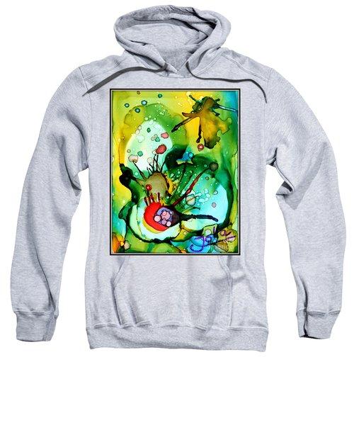 Marine Habitats Sweatshirt