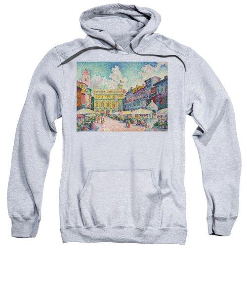 Market Of Verona Sweatshirt