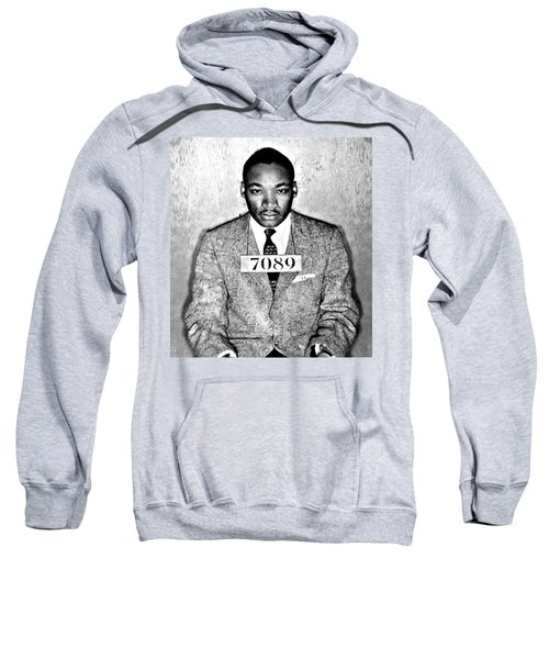 Martin Luther King Mugshot Sweatshirt