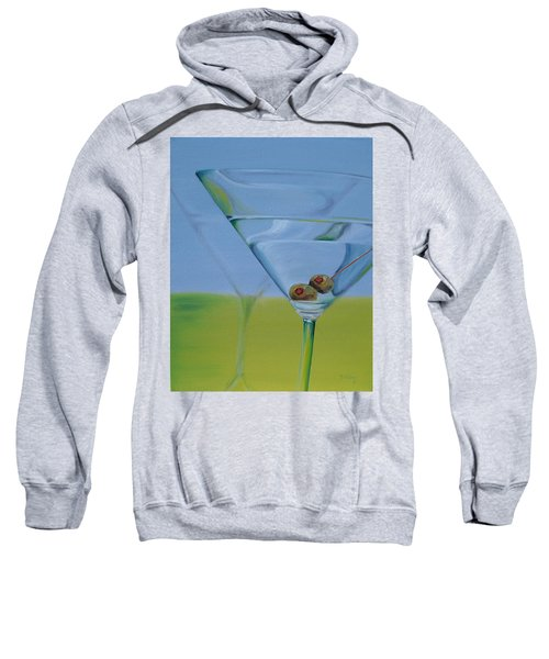 Martini Time Sweatshirt
