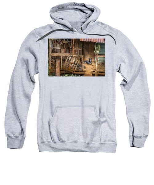 Master's Home Sweatshirt