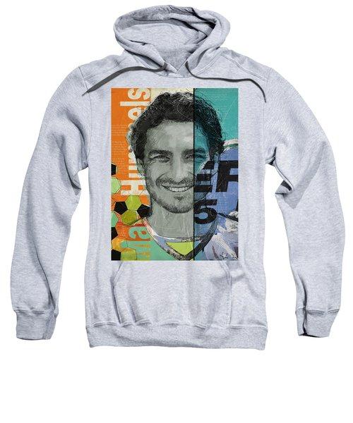 Mats Hummels - B Sweatshirt by Corporate Art Task Force