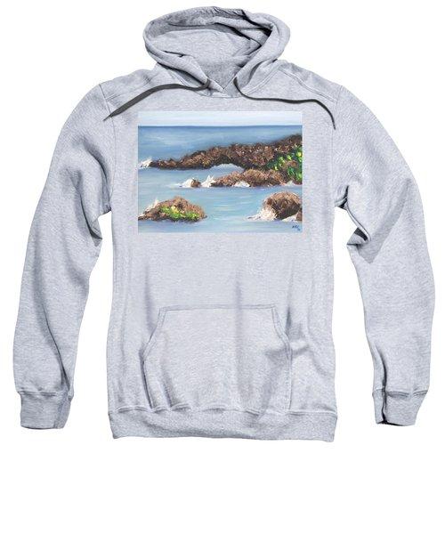 Maui Rock Bridge Sweatshirt