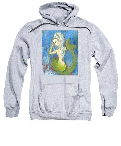 Mazzy The Mermaid Princess Sweatshirt