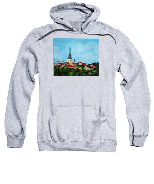 Medieval Tallinn Sweatshirt