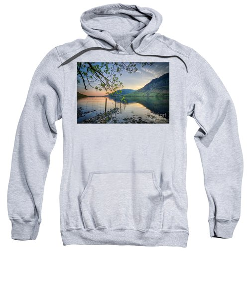 Melancholy Of Sunset Sweatshirt
