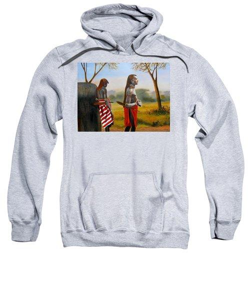 Men Of The Maasai Sweatshirt