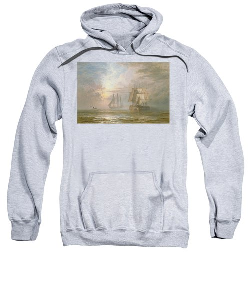 Men Of War At Anchor Sweatshirt