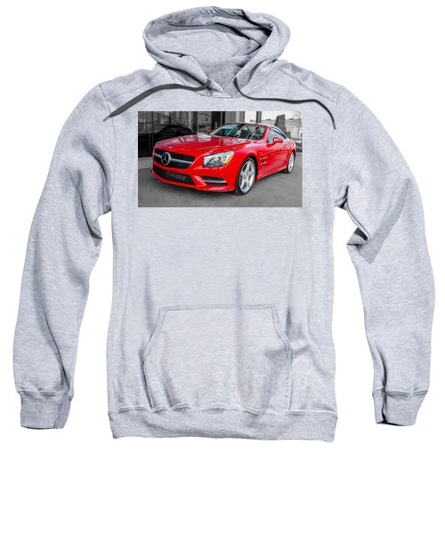 Mercedes Sl550   7d01718 Sweatshirt