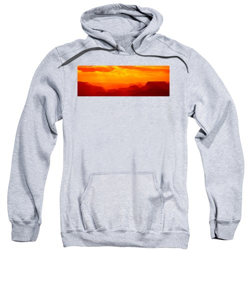 Mesas And Buttes Grand Canyon National Sweatshirt