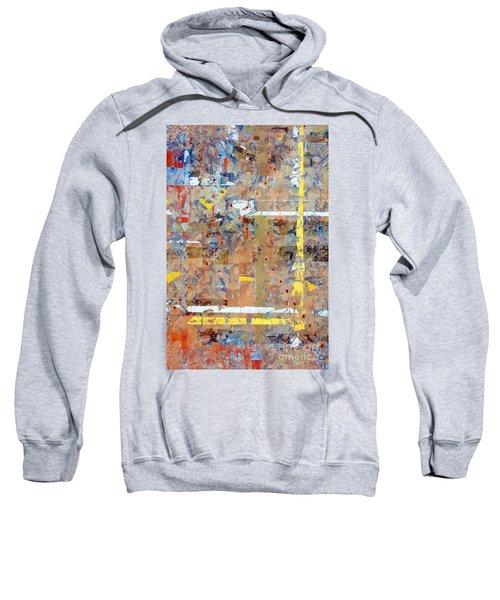 Messy Background Sweatshirt