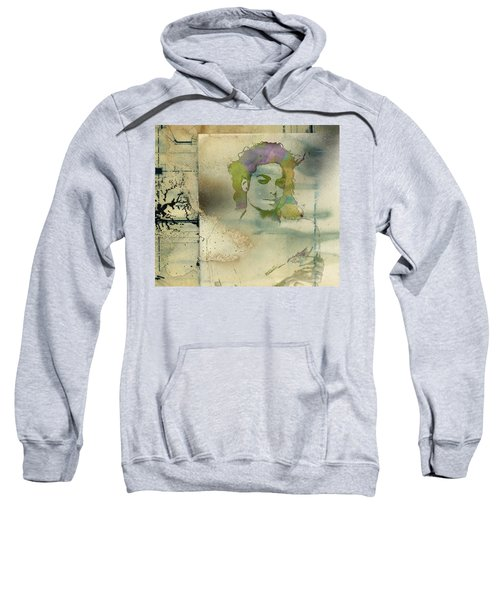 Michael Jackson Silhouette Sweatshirt
