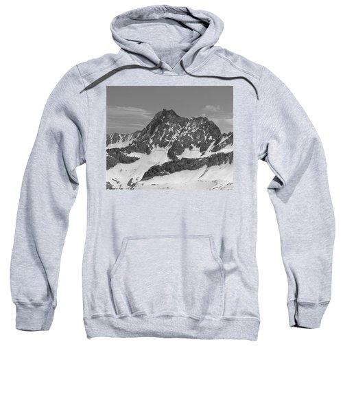 406429-e-middle Palisade Bw Sweatshirt
