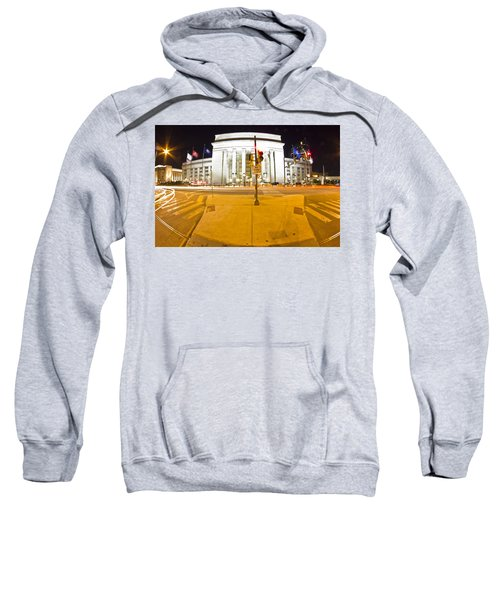 Midnight Train From Philly Sweatshirt