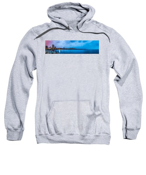 Milwaukee Skyline - Version 2 Sweatshirt