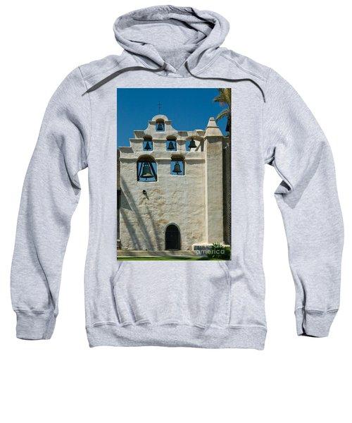 Mission San Gabriel Arcangel Sweatshirt