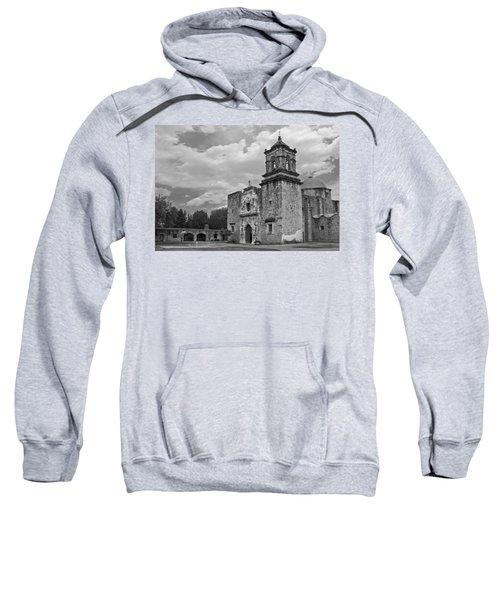 Mission San Jose Bw Sweatshirt