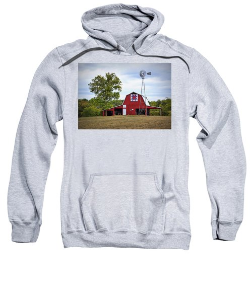 Missouri Star Quilt Barn Sweatshirt