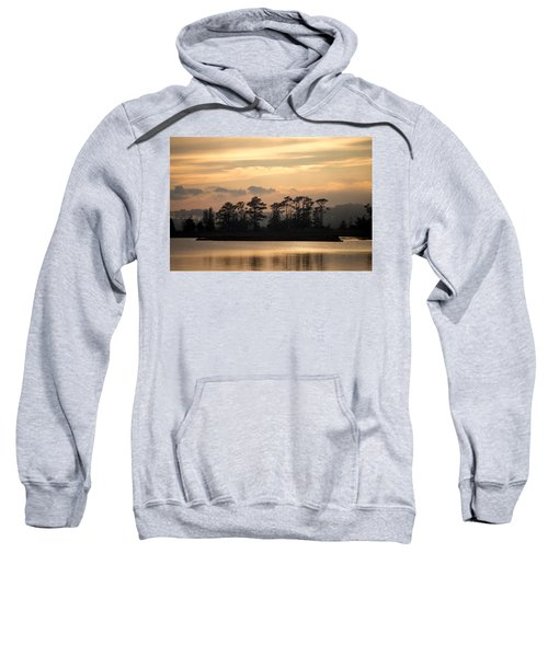 Misty Island Of Assawoman Bay Sweatshirt