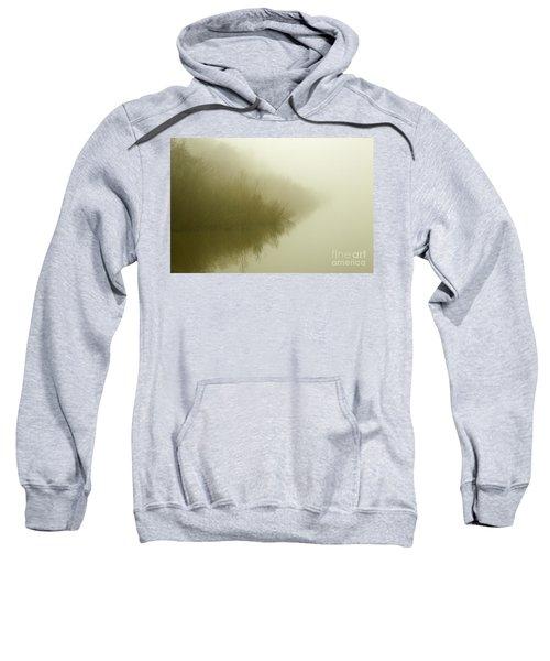 Misty Morning Reflection. Sweatshirt