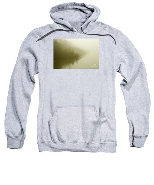 Misty Morning Reflection. Sweatshirt