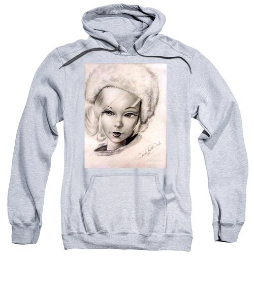 Mod Talker Barbie Sweatshirt