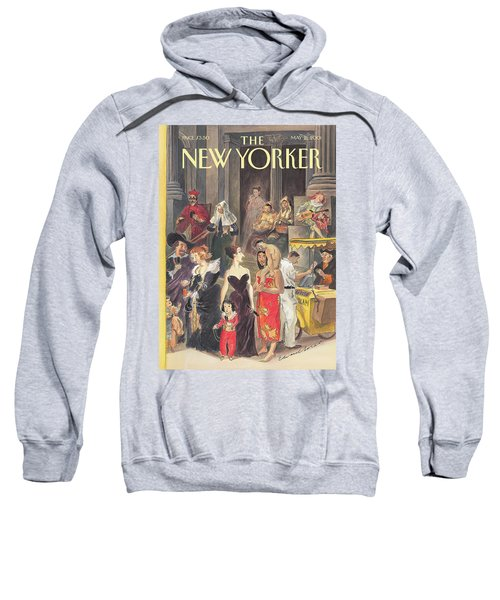 Monday At The Met Sweatshirt