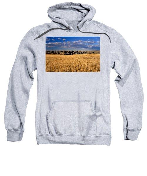 Montana   Field And Hills Sweatshirt