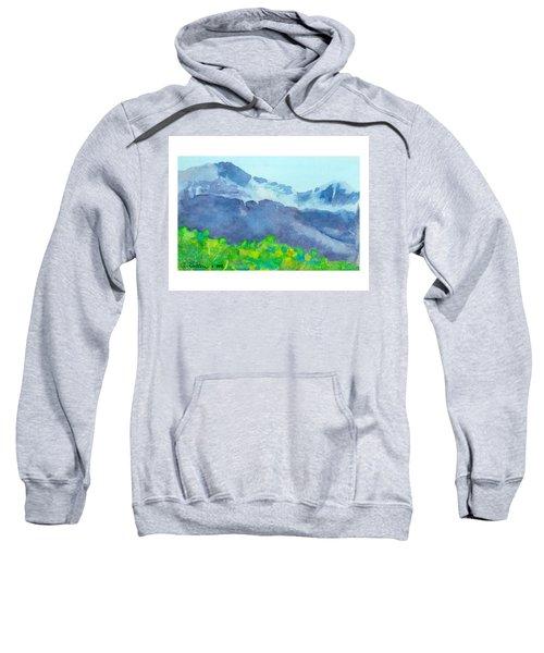 Montana Mountain Mist Sweatshirt