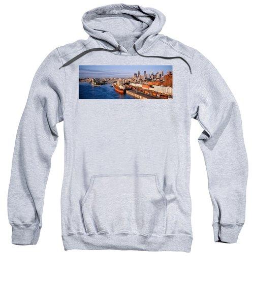 Montreal, Quebec, Canada Sweatshirt