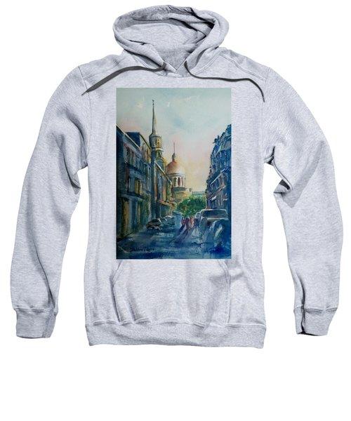 Montreal Skyline Sweatshirt