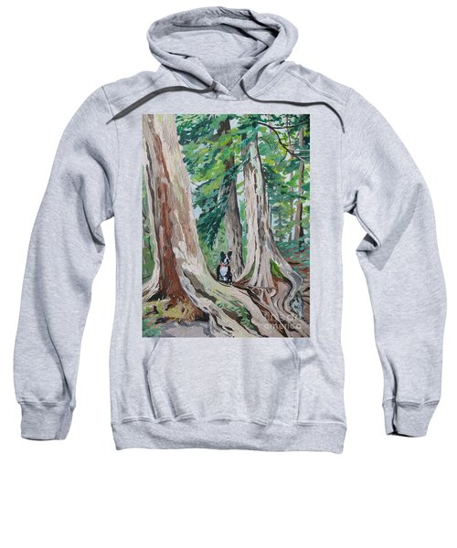 Monty's Travels Sweatshirt